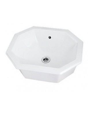 ASTORIA DECO washbasin for inset