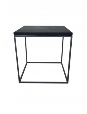 Grey Stone table 60 x 60