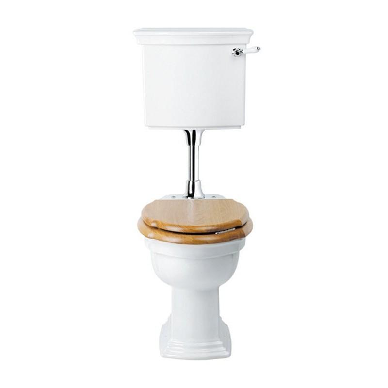 BERGIER toalett med låg cistern