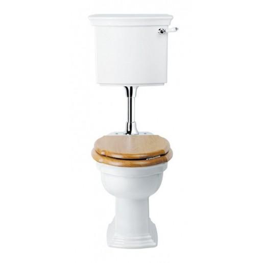 BERGIER toilet med lav cisterne