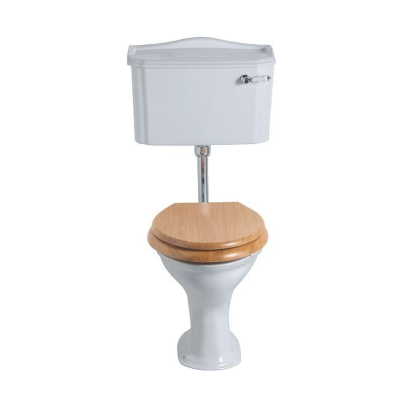 DRIFT med låg cistern toalett