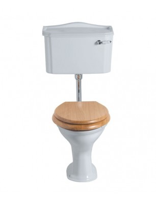 OPERATION with low toilet cistern