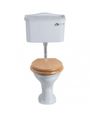 Drift med låg toalett cistern