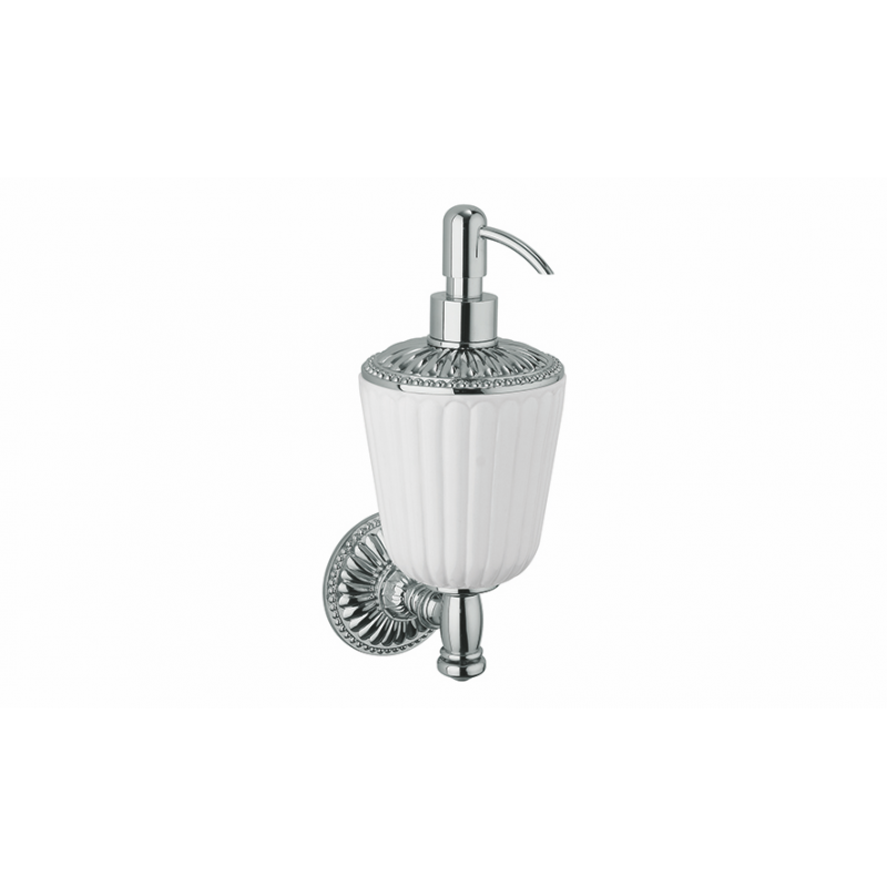 Aida soap dispenser holder Porcelain AA 128