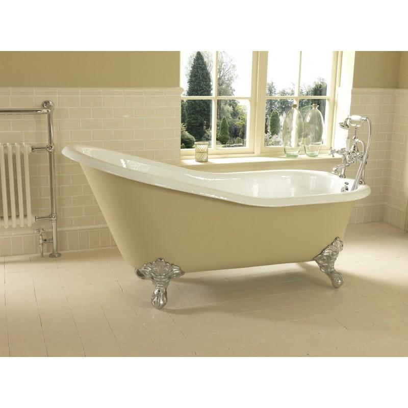 Ritz-pantoufles salle de bain