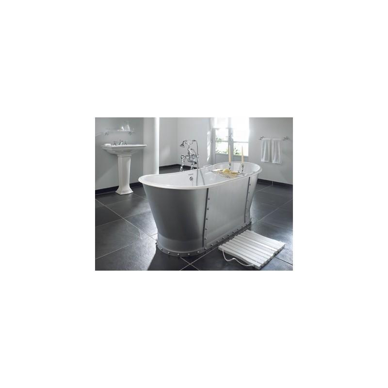 Baglioni støbejern badekar