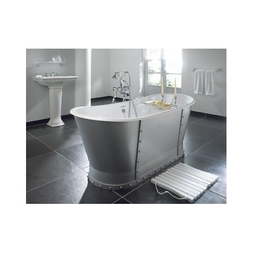 Baglioni cast iron bathtub