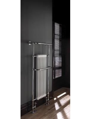 Malmo 6 heated towel rail