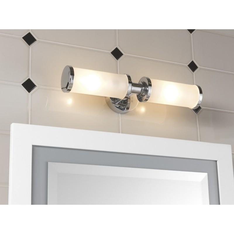 Carlion dobbelt væglampe
