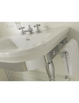 CARLYON Stor håndvask på stel