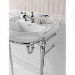 HEYFORD lille håndvask på stel