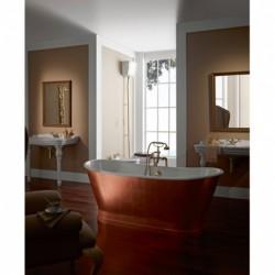Radison copper bathtub
