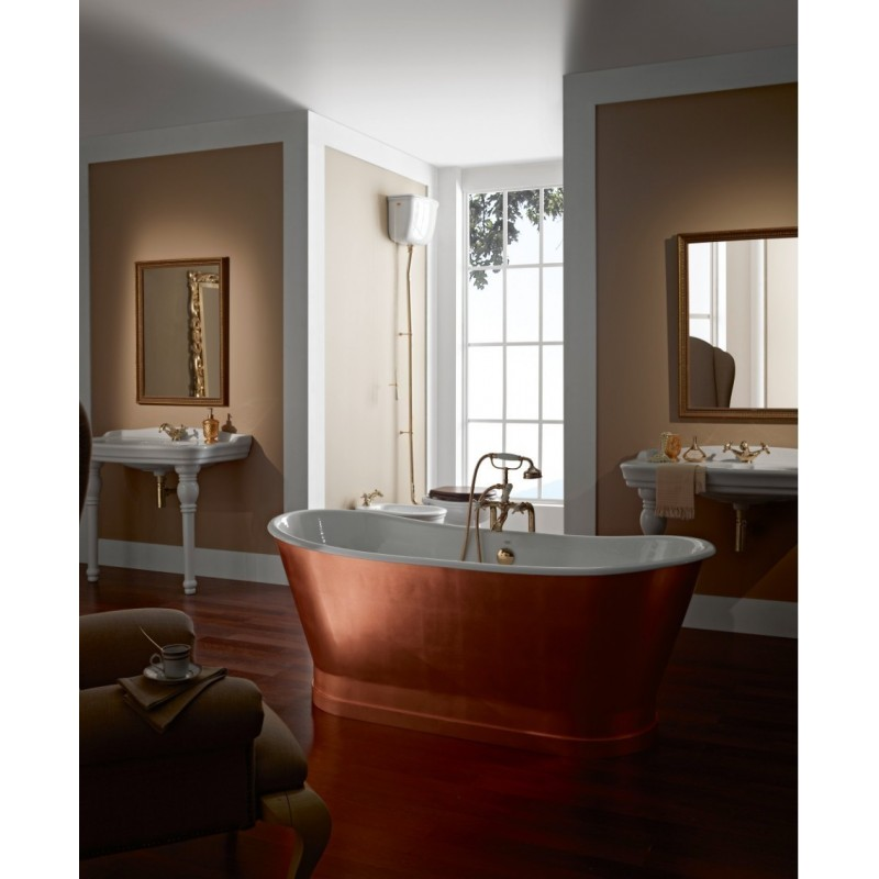 Radison copper bathtub