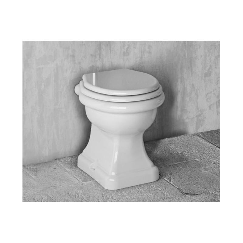Paolina toilet back to wall