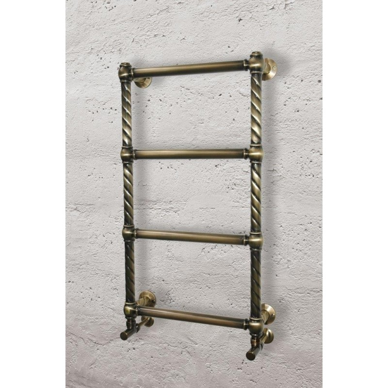 Brandoni Classic Rope Heated Towel Rail