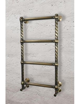 Brandoni Classic Rope Heated Towel Rail