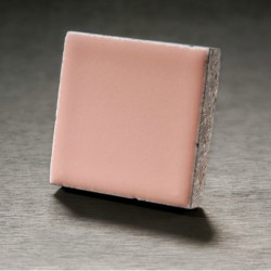 Tiles in lava rock with icing 1 cm