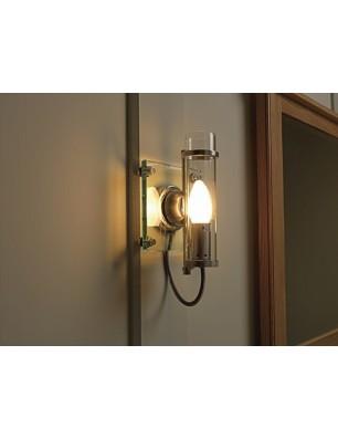 Tube wall light