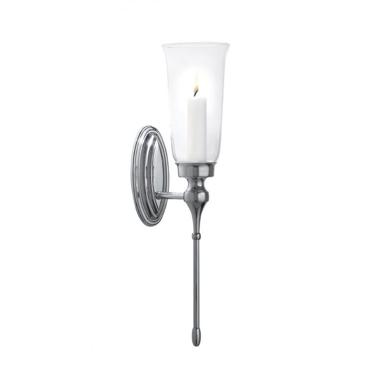 Westminster væglampe stearinlys