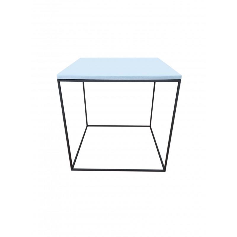 Grey Stone table Glaze 50x50x50