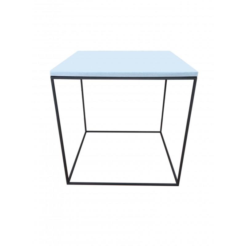 La Pierre grise table de Glaçure 60x60x60