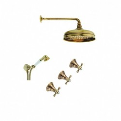 6022 Ulisse faucet wall mount shower