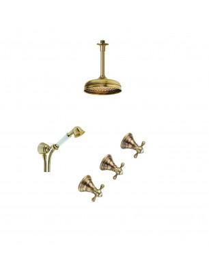6022-L Ulisse fixture ceiling mount shower