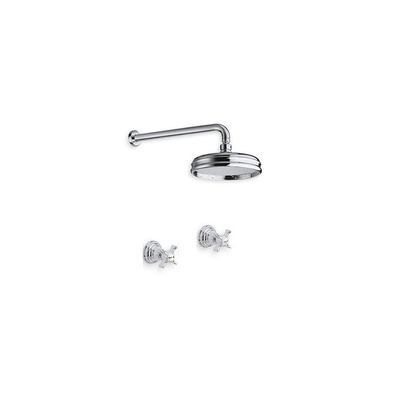 6021 Water spring faucet wall mount shower