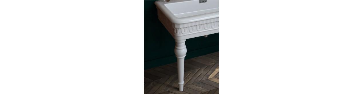 Klassisk sanitet fra Imperial bathroom.  Inspiration og stil til køkken og bad | Bellistri Bad & Køkken