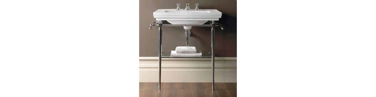 Håndvaske på stel. Inspiration og stil til køkken og bad   Bellistri Bad & Køkken