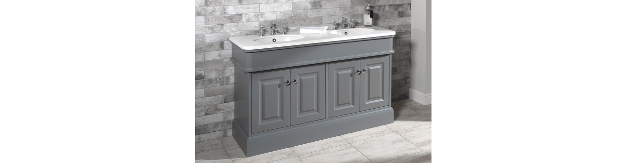 Sinks with cupboard