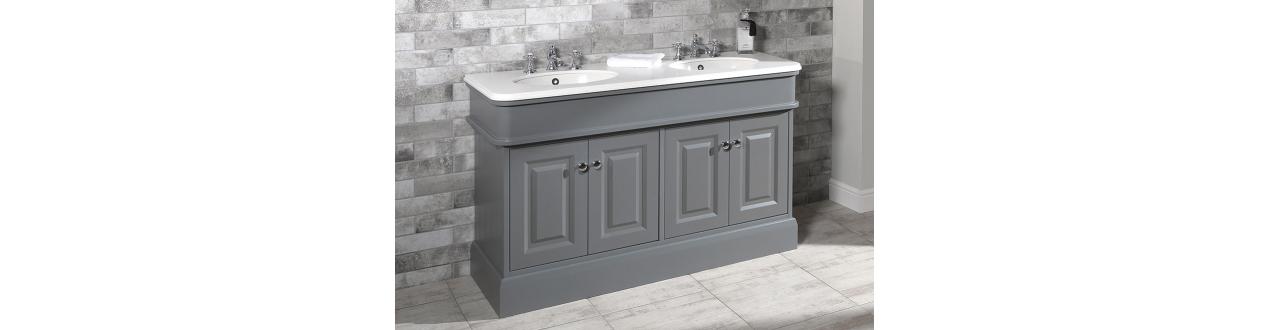 Vaske med skab Imperial Bathroom. Inspiration og stil til køkken og bad | Bellistri Bad & Køkken