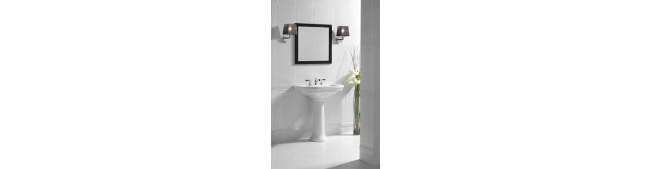 Carlyon kollektion imperial bathroom.  Inspiration og stil til køkken og bad | Bellistri Bad & Køkken