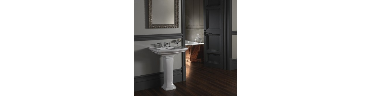 Radcliffe kollektion imperial bathroom.  Inspiration og stil til køkken og bad | Bellistri Bad & Køkken