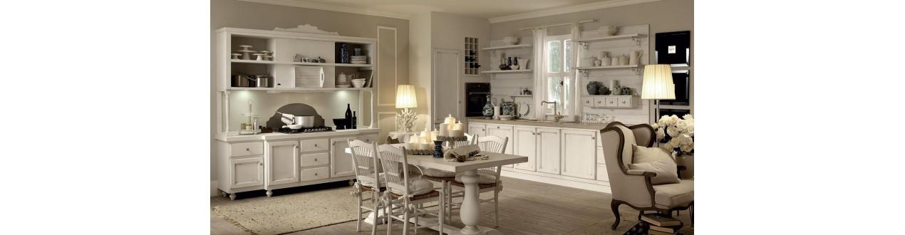 Klassiska kranar för köket
